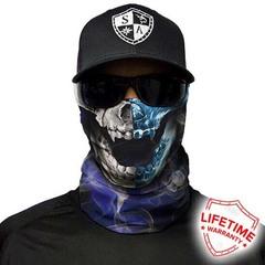 Бандана с черепом SA Half & Half Skull