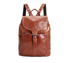 Женский кожаный рюкзак Vouge Matte