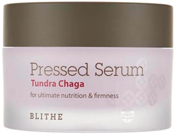 BLITHE Pressed Serum Tundra Chaga омолаживающая сыворотка 50 мл