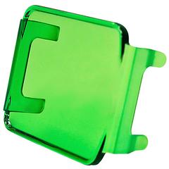 Светофильтр фары Aurora, цвет зелёный ALO-AC2WG