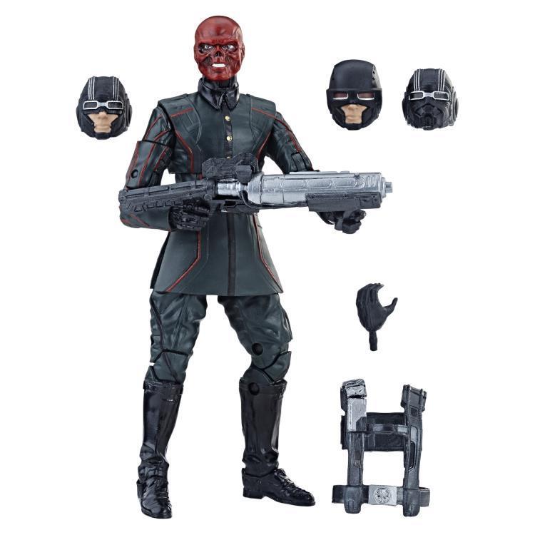 Фигурка Красный Череп (Red Skull) Marvel Legends 15 см