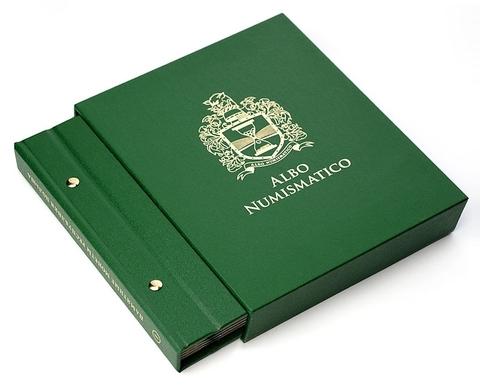 Футляр для альбомов толщиной 25 мм, цвет «Зелёный»