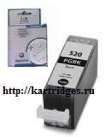 Картридж SuperFine SF-PGI520Bk