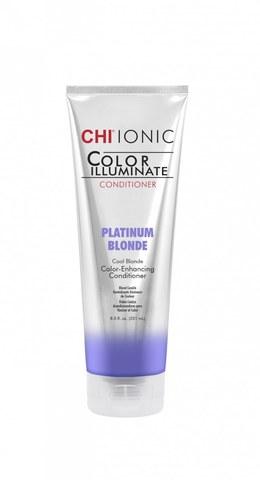 Тональный кондиционер Платиновый блонд  CHI Ionic Color Illuminate Conditioner