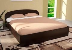 Кровать ЛДСП на 1600 мм (МК Стиль)-