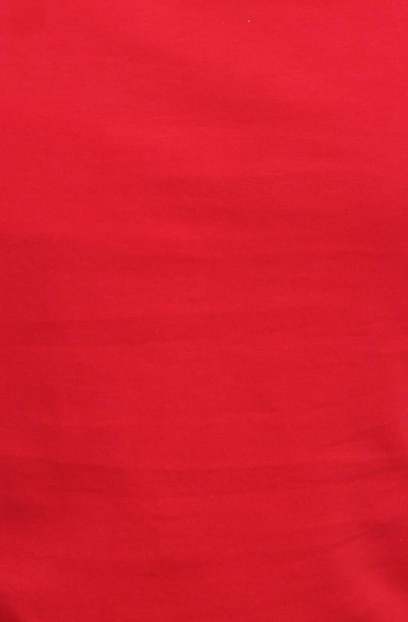 Футболка 07070 красный