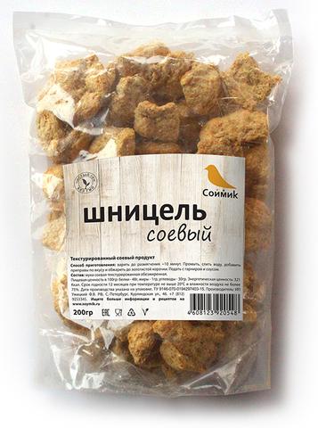 Шницель соевый 200 г