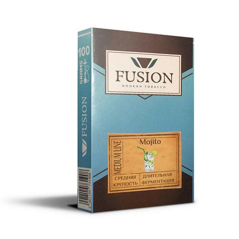 Табак Fusion Medium Mojito 100 г
