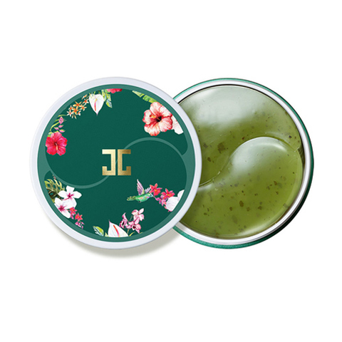 Гидрогелевые патчи для глаз с зелёным чаем, 60 шт. / JayJun Green Tea Eye Gel Patch