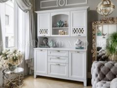 Буфет Милано цвет: белый