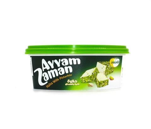 Халва кунжутная с фисташками Ayyam Zaman, 400 г