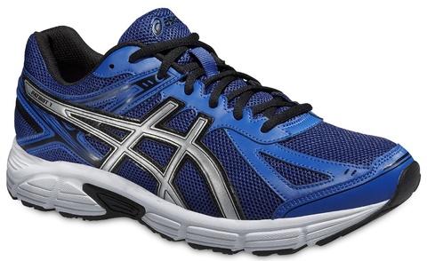 Asics Patriot 7 Мужские кроссовки для бега синие