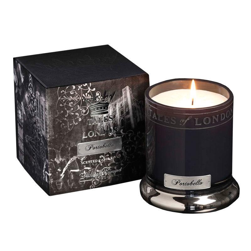 Малая свеча Портобелло (Декоративные свечи)
