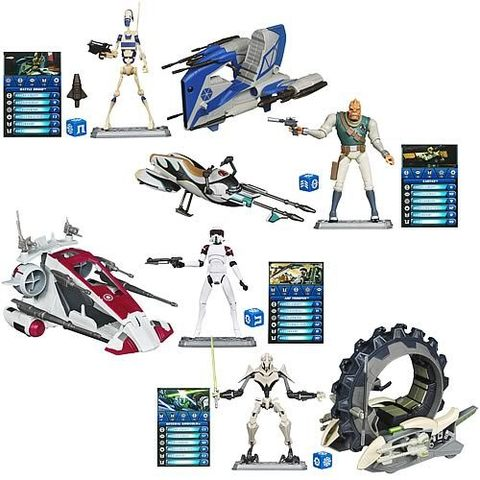 Star Wars Class I Fleet Vehicle Series 01