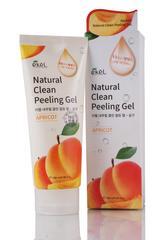 Пилинг-скатка Ekel очищающий и успокаивающий с экстрактом абрикоса