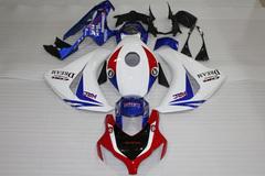 Комплект пластика для мотоцикла Honda CBR 1000RR 08-11 HRC