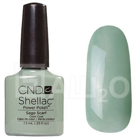 SHELLAC Sage Scarf 7.3ml.
