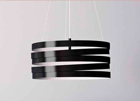 replica lighting BAND By MARCHETTI illuminazione ( black )