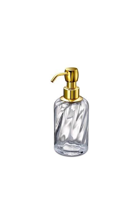 Дозаторы для мыла Дозатор для мыла 90801O Salomonic Spiral Gold от Windisch dozator-dlya-myla-90801o-salomonic-spiral-gold-ot-windisch-ispaniya.jpg