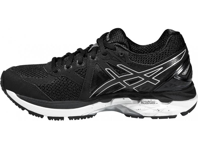 ASICS GT-2000 4 женские кроссовки для бега черные