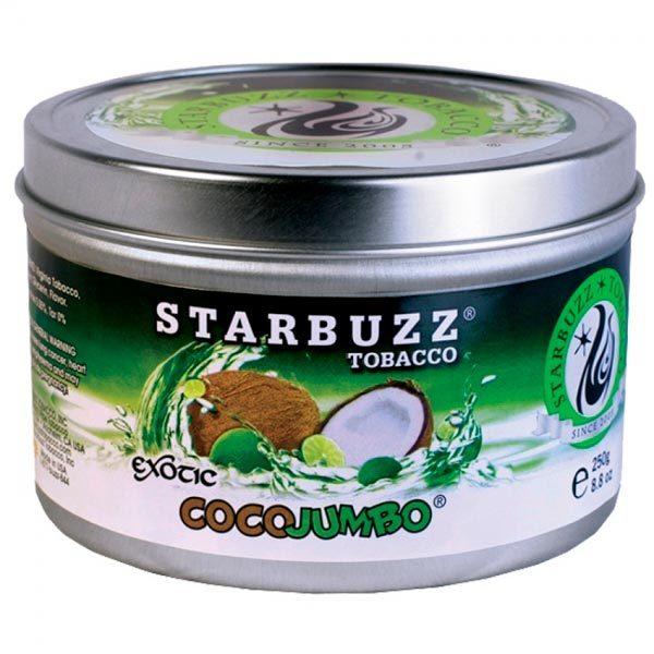 Табак для кальяна Starbuzz Coco Jumbo 250 гр.