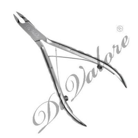 Di Valore Кусачки для ногтей и кутикулы Блестящие 102-001М#2