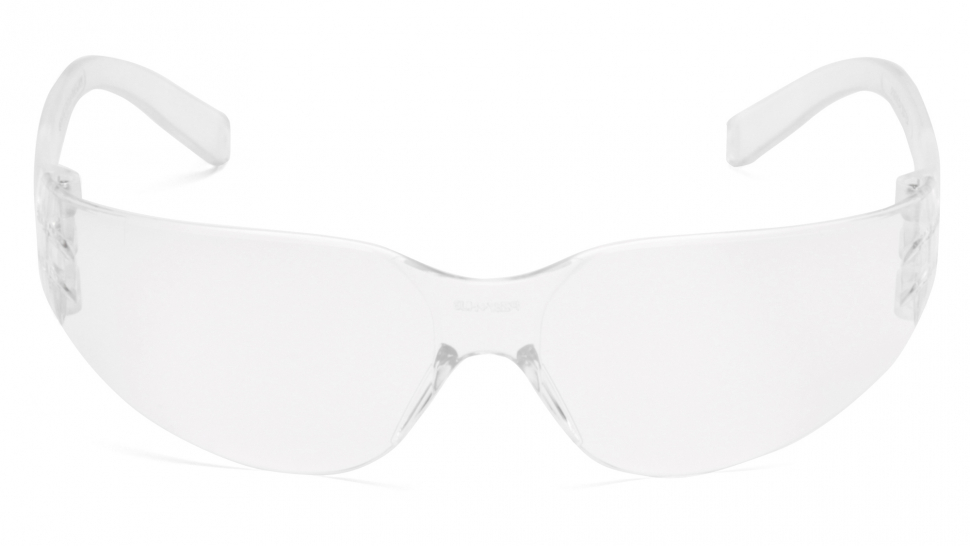 Очки стрелковые Pyramex Intruder S4110S прозрачные 96%