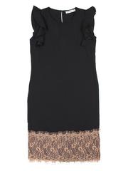 GDR011583 Платье женское. черное