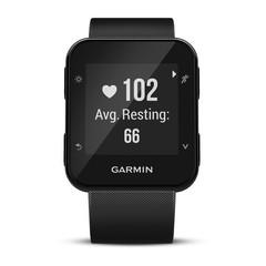 Спортивные часы Garmin Forerunner 35 (черные) 010-01689-10