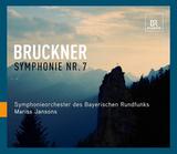 Mariss Jansons, Symphonieorchester Des Bayerischen Rundfunks / Bruckner: Symphonie Nr. 7 (SACD)
