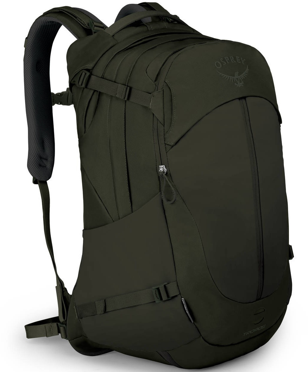 Городские рюкзаки Рюкзак Osprey Tropos 34 Cypress Green Tropos_F19_Side_Cypress_Green_web.jpg