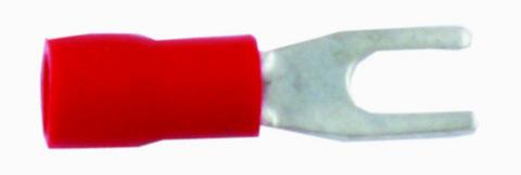 Наконечник НВИ 1,25-4 вилка 0,5-1,5мм (100шт) TDM