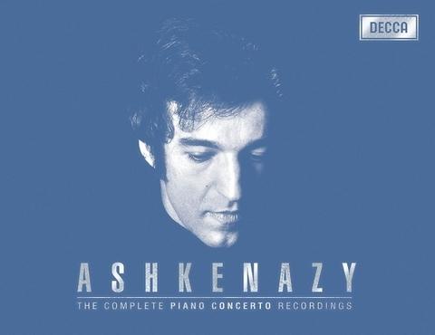 Vladimir Ashkenazy / The Complete Piano Concerto Recordings (46CD+2DVD)