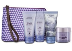 Alterna Caviar Repair RX Repair Travel Set - Набор для путешествий