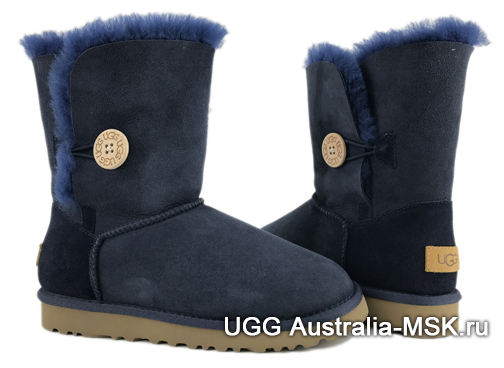 UGG Bailey Button II Navy