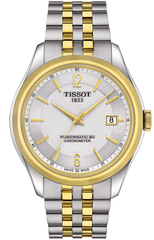 Мужские часы Tissot T108.408.22.037.00 Ballade Powermatic 80 COSC