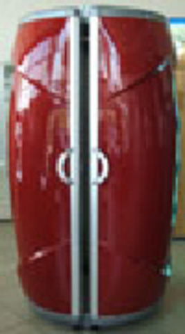 Вертикальный солярий ALFA