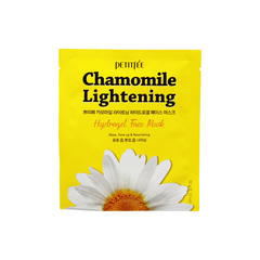Гидрогелевая маска Petitfee Chamomile Lightening Hydrogel Face Mask, 32 мл