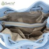 Сумка Саломея 344 голубая лагуна