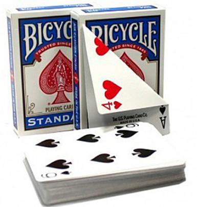 Карты поштучно - Bicycle Double Face (двойное лицо)