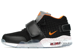 Кроссовки Мужские Nike Air Trainer Cruz Black Orange Mix