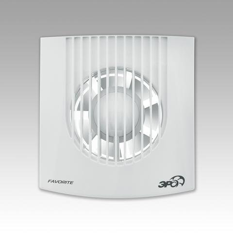 Вентилятор Эра FAVORITE 4-01 D 100 с сетевым кабелем и выключателем