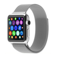 Часы IWO Smart Watch IWO 2 - серия Silver Steel