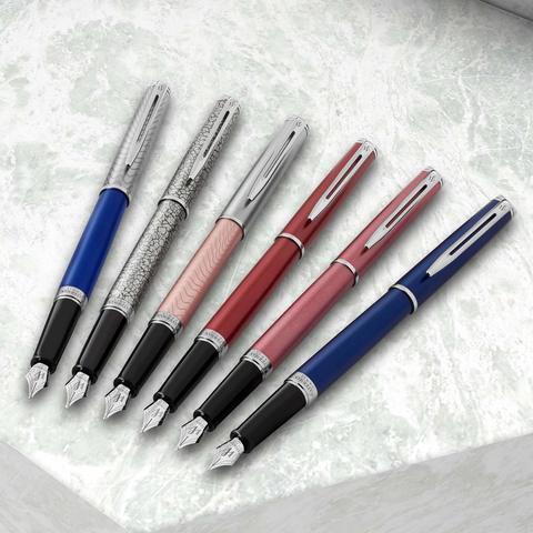 Шариковая ручка Waterman Hemisphere Deluxe Cracked123