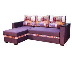 Карелия-Люкс угловой диван-кровать 1я2д