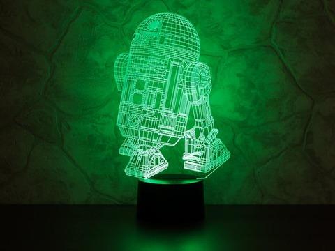 Лампа R2-D2