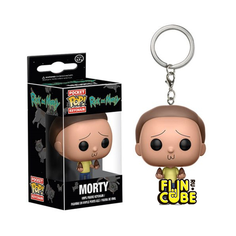 Funko Брелок Rick and Morty: Morty
