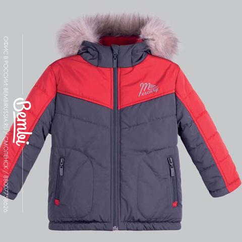 КТ122 Куртка для мальчика Зима