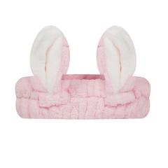 Повязка Fluffy Ears Pink 3