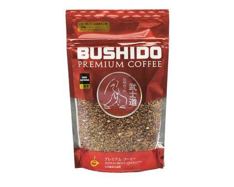 Купить Кофе растворимый Bushido Red Katana, 75 г (Бушидо) по цене 340руб в интернет магазине ShopKofe